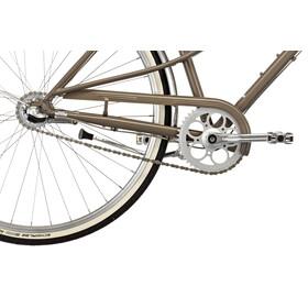 Creme Caferacer Uno - Vélo de ville Femme - 3-speed gris